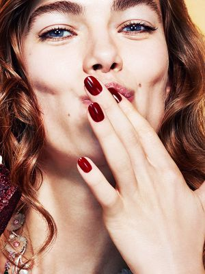 You Can Actually Eat This Nail Polish