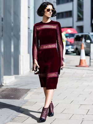 How to Incorporate Velvet Into Your Outfit the Right Way
