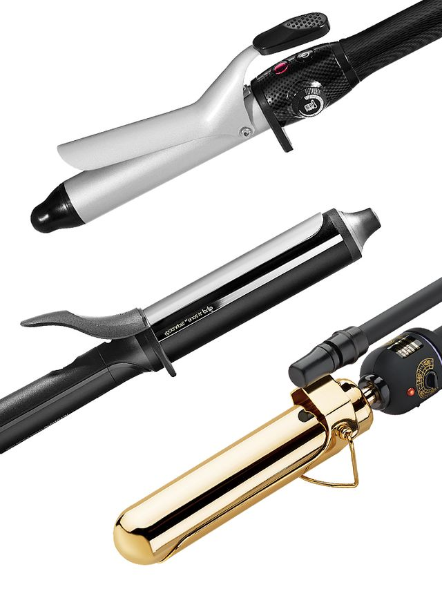Best Curling Iron The Best Curling Irons For Waves