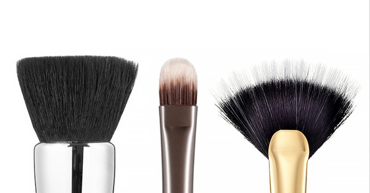 The 5 Best Makeup Brushes for Contouring | Byrdie UK