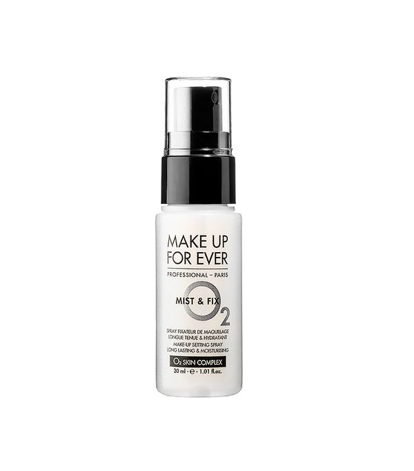 Best makeup setting sprays: Make Up For Ever Mist & Fix