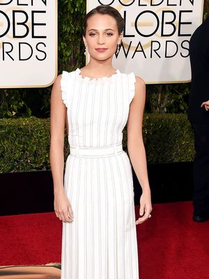 The Golden Globes Red Carpet Looks You Have to See
