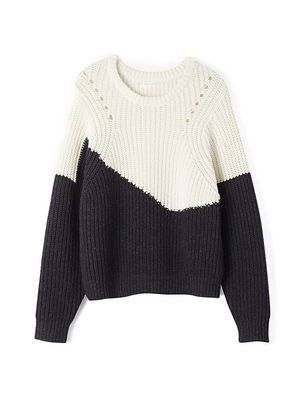 Must-Have: Colorblock Sweater