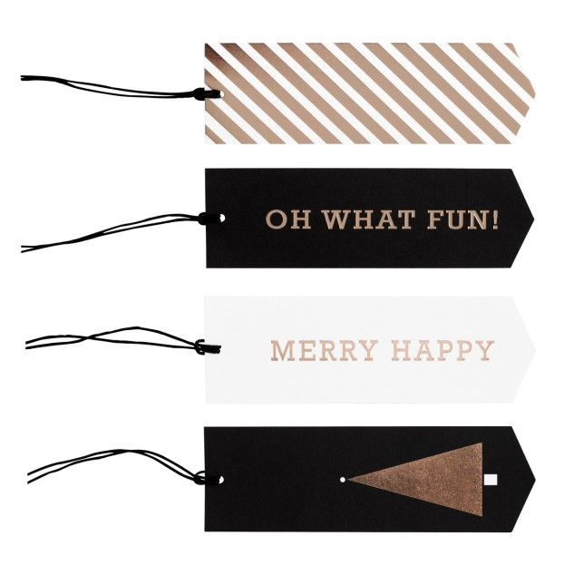 11 Uber-Cute Gift Tags