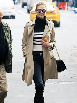 From Karlie Kloss to Gigi Hadid, How to Bundle Up Like a Celebrity