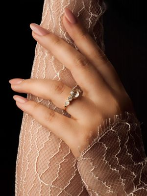 You're Going to Freak Out Over These Engagement Rings