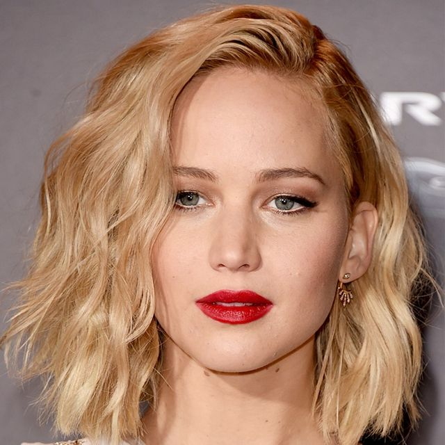 Hairstyles For Short Damaged Hair : Party Season Hairstyles for Short Hair, Courtesy of J.Law