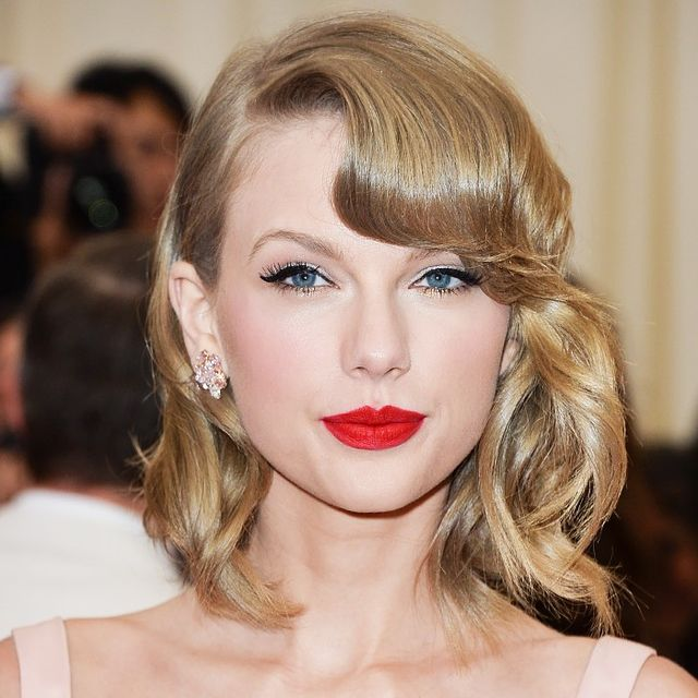 From Taylor to Lupita: 7 Red Lipsticks Celebrities Swear By
