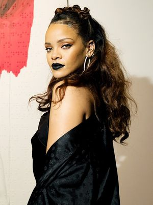 Rihanna Hints at Song Release With This Dramatic Video