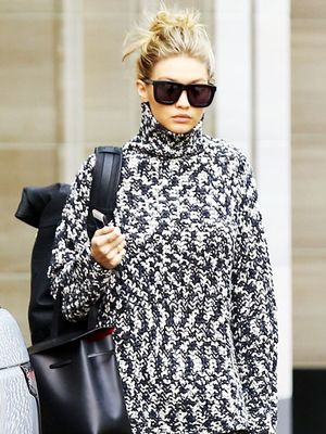 Where to Get Gigi Hadid's Affordable Sweater Before It Sells Out