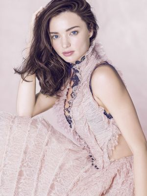 Miranda Kerr Is Pretty in Pink for Vogue Thailand