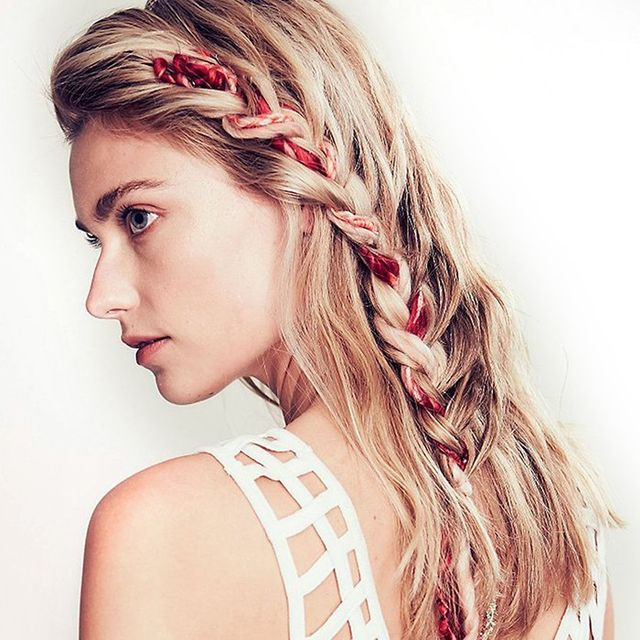 7 Chic Holiday Braid Ideas