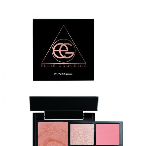 Eye and Cheek Compact in Halcyon Nights