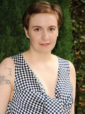 Lena Dunham Launches Online Shop