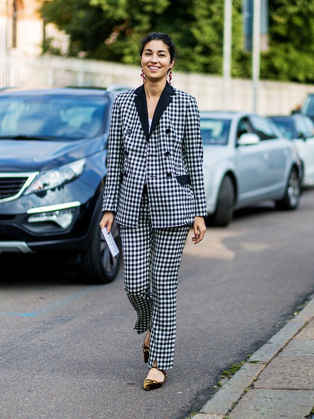 #5: Suit Blazer + Trousers