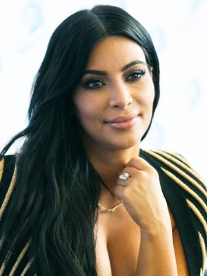 What You Didn't Know About Kim Kardashian's Engagement Ring