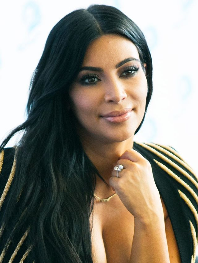 What You Didn T Know About Kim Kardashian S Engagement