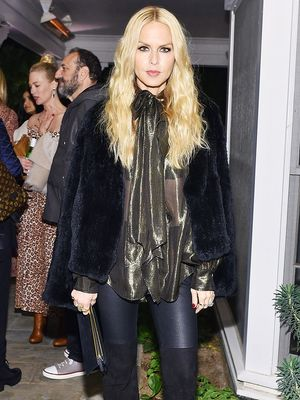 Rachel Zoe's Tips for Going From the Office to a Holiday Party