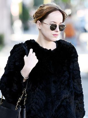 Okay, We're Kind of Obsessed With Dakota Johnson's Vintage Chanel Bag