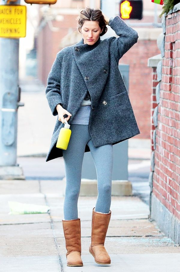 7 Cute Ways to Style Your Uggs This Winter | WhoWhatWear