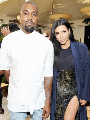 Kim Kardashian and Kanye West Welcome Baby Boy!