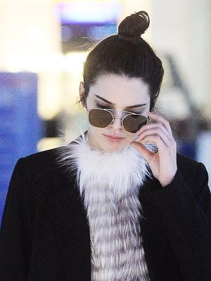 Kendall and Kylie Jenner Might've Just Worn Their Chicest Airport Outfits Yet