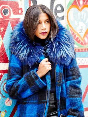 Styled By: Hannah Bronfman Shows Us 3 Ways to Wear a Statement Coat