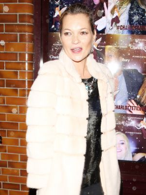 Kate Moss Looks Nearly Unrecognizable on Her New Vogue Cover