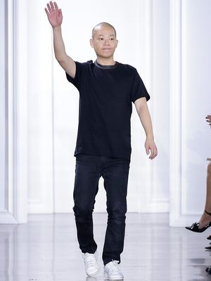 Why Jason Wu Doesn't Think Fashion Should Slow Down