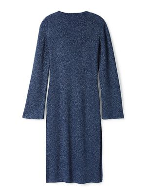Love, Want, Need: Weekday's Sparkly Sweater Dress