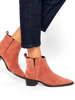 Must-Have: Non-Black Ankle Boots That Go With Everything