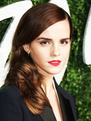 Emma Watson Just Chopped Off Her Hair