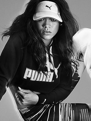 Rihanna's Puma Collection Reportedly Headed for New York Fashion Week