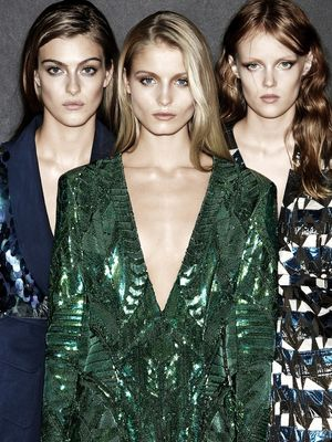 Holiday Party Style Inspiration From the Pages of Elle Sweden