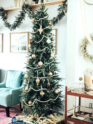 Step Inside a Midcentury Christmas Wonderland
