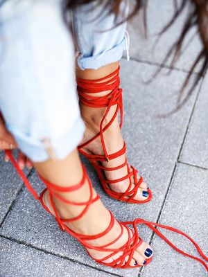 A DIY Trick to Make Your Heels Look Like They Cost Triple the Price
