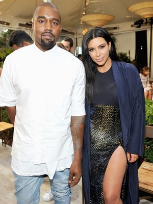 Kim Kardashian and Kanye West Are Donating 1000 Pairs of Shoes