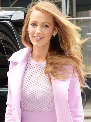 Blake Lively Just Posted the Most Nostalgic Throwback Instagram