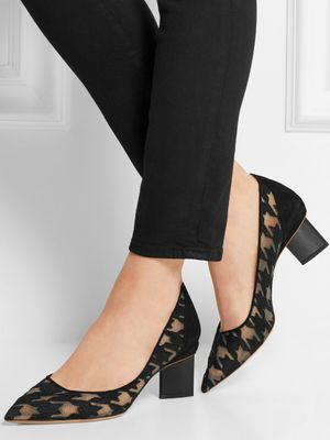 I Hate Kitten Heels—but These Pairs Converted Me