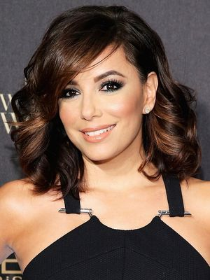 Eva Longoria's New Ruby Engagement Ring Is a Must-See