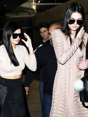 See the Matching Outfits Kendall and Kylie Jenner Wore to Reign Disick's Birthday