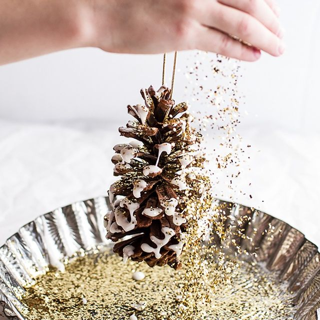 8 DIY Christmas Ornaments We Love