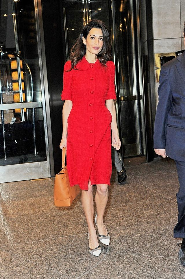 How To Dress Like Amal Clooney In 7 Easy Steps Whowhatwear