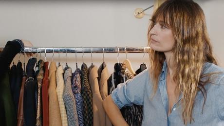 Go Inside Caroline de Maigret's Chic Parisian Wardrobe