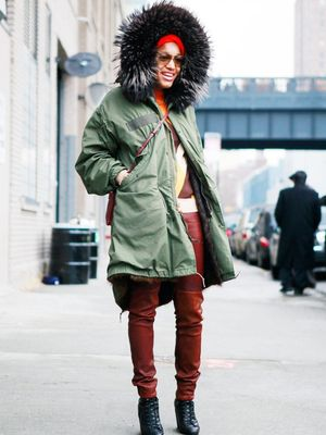 The Cult Parka Fashion Girls Dream About