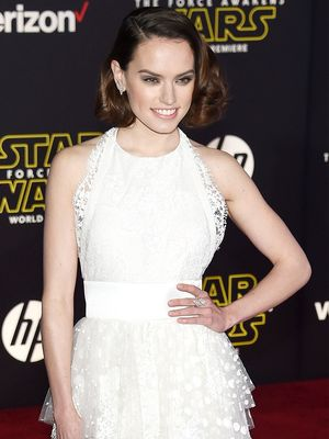 5 Times Star Wars Actress Daisy Ridley Proved She's a Fashion Girl in the Making