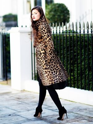 9 Ways to Wear Animal Print From the Style Bloggers We Trust