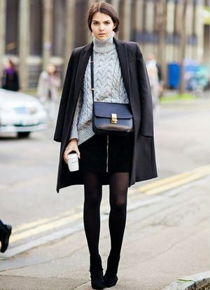 The Top-Rated Black Tights, According to Customer Reviews