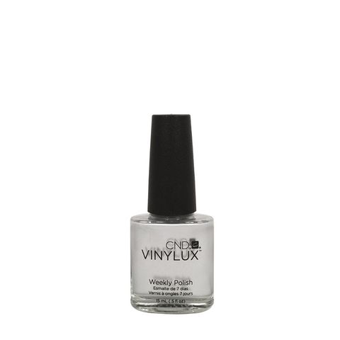 Vinylux Weekly Polish in Silver Chrome