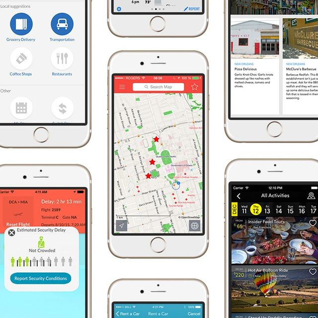 9 Apps to Download Before You Travel
